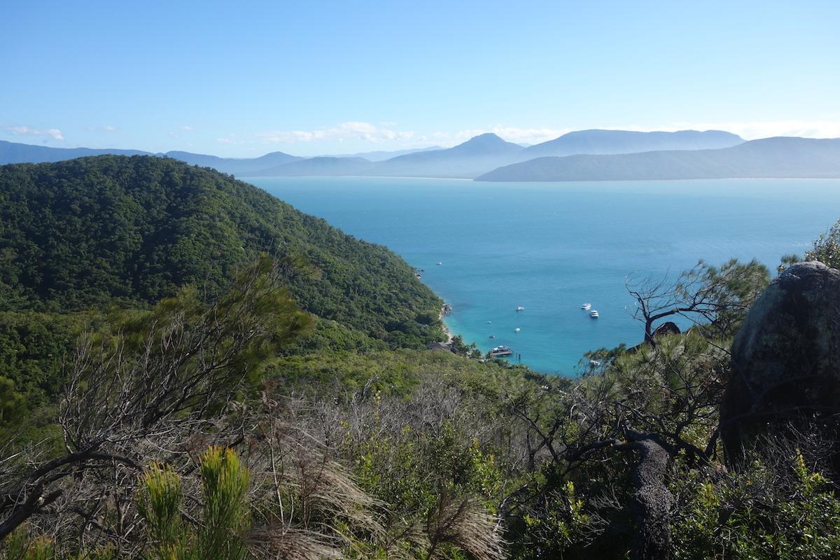 australien-queensland-fitzroy-island-aussicht
