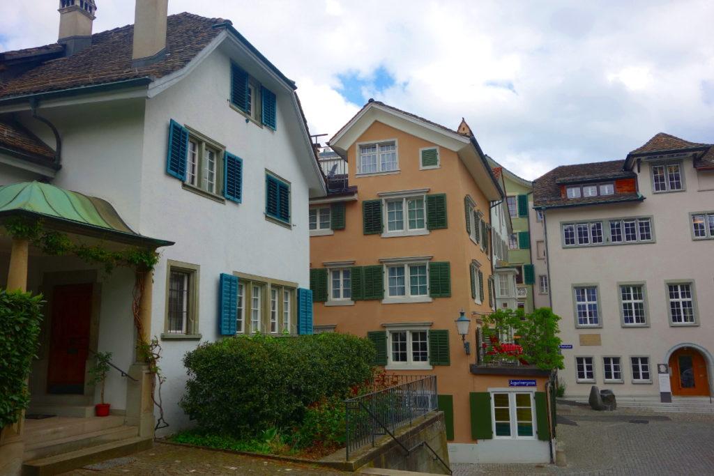 Zürich Geheimtipp 6: St. Peterhofstatt