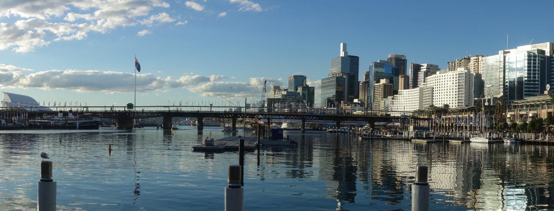 Australien Sydney Darling Harbour