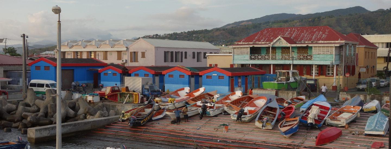 Saint Lucia Karibik