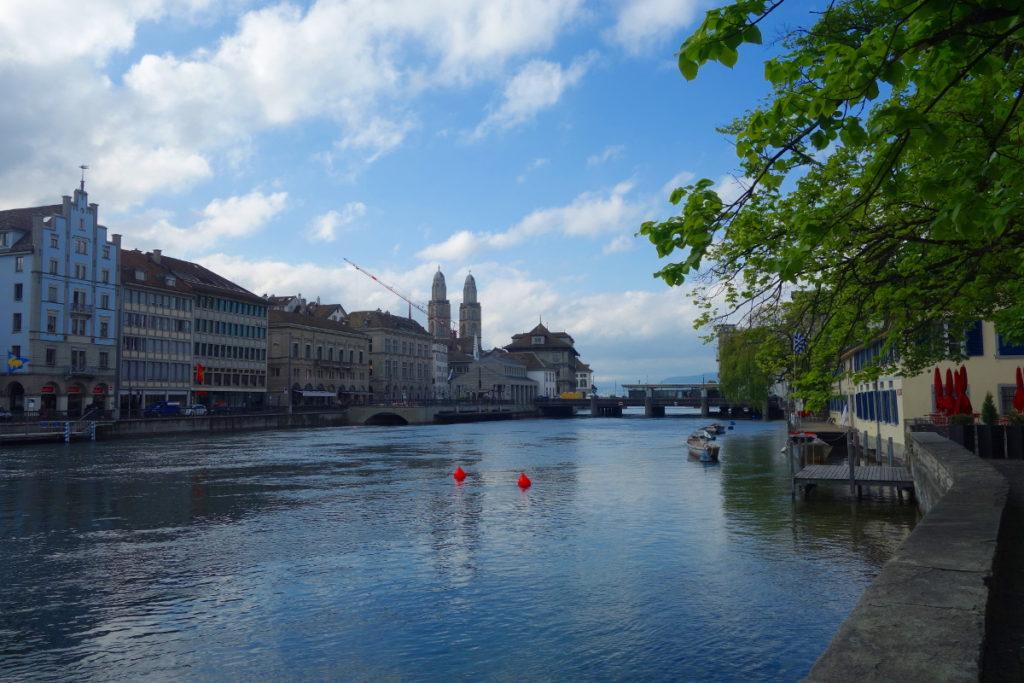Zürich Geheimtipp 5: Schipfe